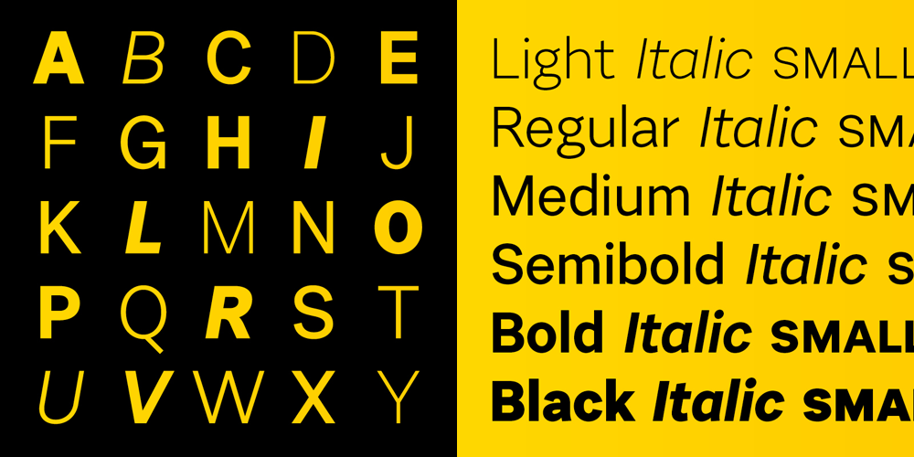 <h3>New Typeface: Urban Grotesk</h3>&#x000A;&#x000A;<p>Urban Grotesk attempts to follow the best of traditions of Grotesk typefaces.</p>